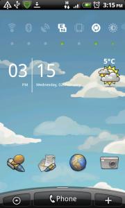 HTC Sense - Update app 01