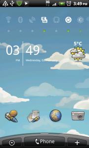 HTC Sense - Player Pro 01