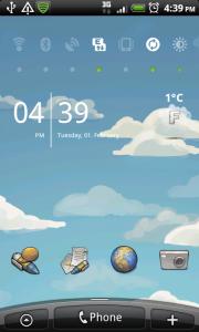 HTC Sense 04