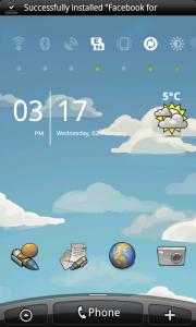 HTC Sense - Update app 03