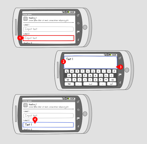 Soft Keyboard – Extract | Android Interaction Design Patterns |