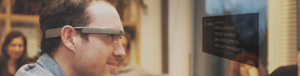Hoe werkt Google Glass?