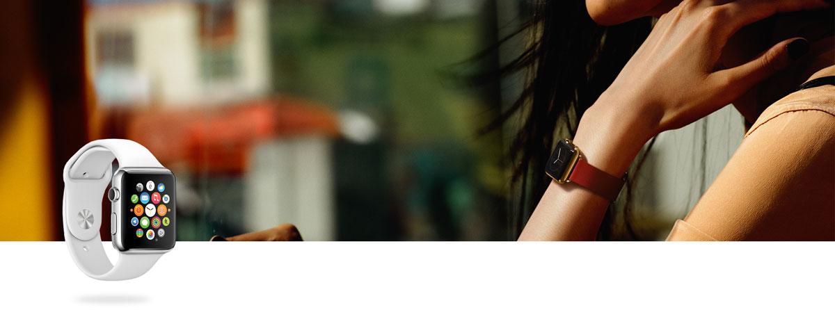 Nieuwe mogelijkheden met de Apple Watch