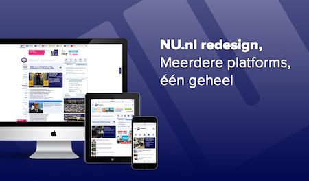 NU.nl redesign, terug naar de basis over het hele platform