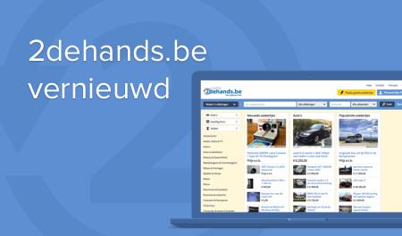 Grootste zoekertjessite van België vernieuwd