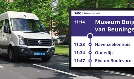 Een vertrouwd online reisplatform voor mindervaliden in Rotterdam