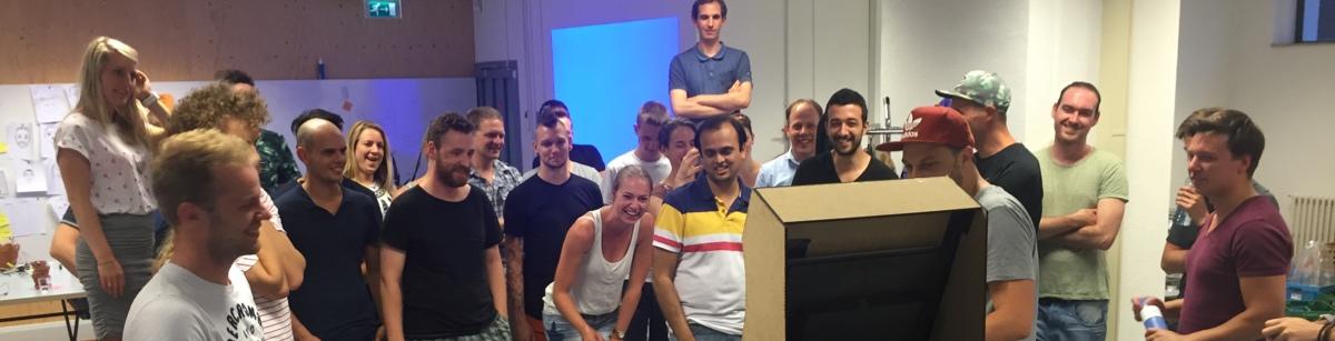 Report: De eerste UNITiD-Voorhoede hackathon