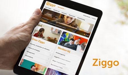 Ziggo.com responsive en futureproof