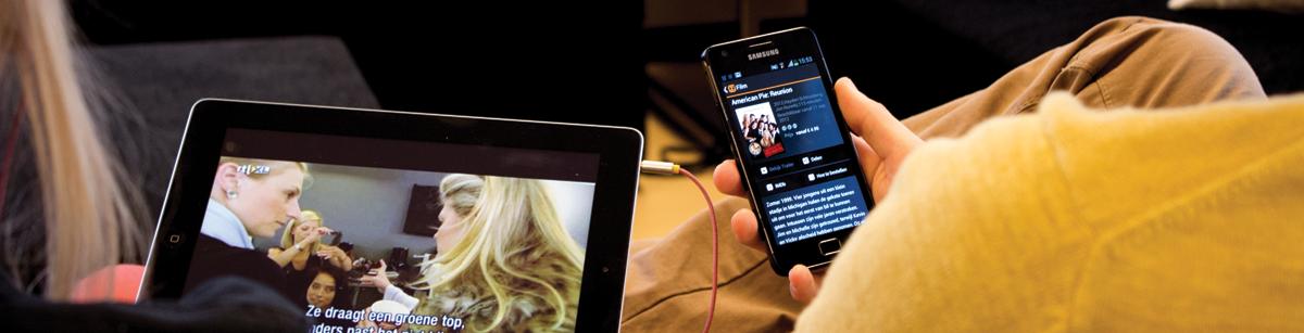 Ziggo TV 3.0, update voor Android en iOS