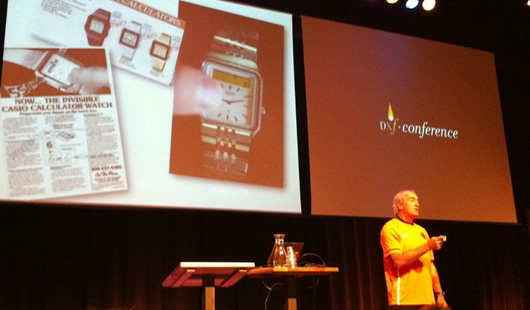 Bill Buxton bij Design by Fire