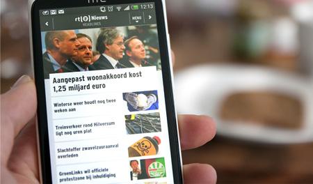 RTL Nieuws op iPhone en Android